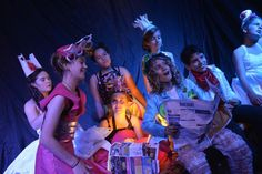 """""""Noble Material: The Plastic Musical"""" by students from Green School, Bali 