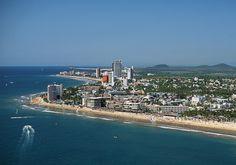Mazatlan - tourist zone