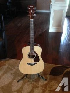 New Yamaha Acoustic Guitar - $150