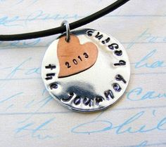 The Journey Begins 2013 Stamped Graduation by meiguidesigns, $14.90