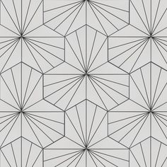 EliteTile Misha Hex x Porcelain Field Tile in White/Black Mosaic Tiles, Wall Tiles, Tiling, Hex Tile, Cement Tiles, Tile Art, Artistic Tile, Hexagon Shape, Wall Patterns