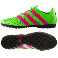 Adidas Men Futsal Outdoor Shoes ACE 16.4 Turf AF5057 Training Soccer Boots a61b663704cf5