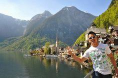 """https://flic.kr/p/GxSv2r   """"Where do I begin?"""" ° 🐾🐾🐾 ° #Hallstatt #Austria #like #love #lovely #scenery #beautiful #scenic #nature #lake #trip #travel #travelgram #wonder #awesome"""