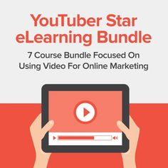 Over 25 free eLearning guides. Check out the top hacks, tools, and resources for small on-line at home business from select partners and affiliates. Youtube Advertising, Create Animation, Marketing Techniques, Youtube Stars, Competitor Analysis, Online Marketing, Online Courses, How To Become, At Least