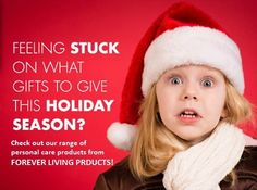 Shop Forever Living Products This Christmas Season!