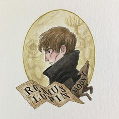 The marauders are actually supposed to be really young (like early 30s) but they made them look in their 50s in the movie :( -- But anyways, here's Remus Lupin! He turned out kinda hot in this drawing...
