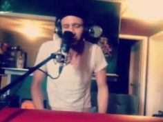 Recording vocals for Help Me Feel Something
