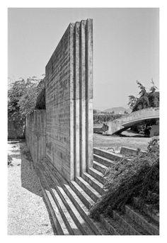 Tomba Brion Cemetery, San Vito d'Altivole Italy (1969-78) | Carlo Scarpa | Photo © Nuno Cera