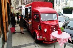 Les 20 meilleurs Food Trucks à louer pour un evenement : Paris