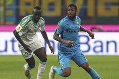 Kết quả bóng đá trận Inter và St.Etienne