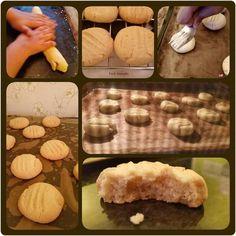 Today's after school club - Fork biscuits  #yummy #kidsinthekitchen #learningalifeskill #kidshavingfun #biscuits #justthreeingredients #fabbakingschool #loughton #essex #london