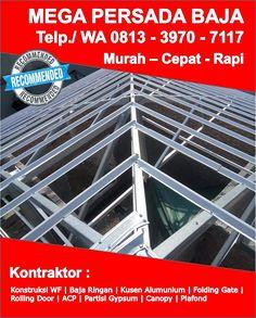 Pabrik Baja Ringan Profil Z Kontraktor Sukoharjo Telp 081339707117