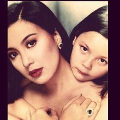 Filipina Beauty, Little My, Daughter, Star, Celebrities, Instagram, Celebs, My Daughter, Stars