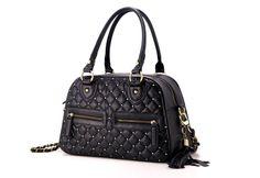 THEIT Bossi Bag - studded black $199 stylish camera bag