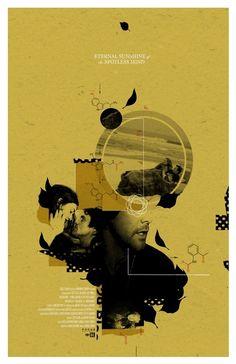 Adam Juresko movie poster fanart eternal sunshine Fan Art   An Explosion of Creativity and Talent, PBS Feature (Video)