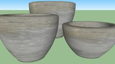 Large preview of 3D Model of vasos pequenos