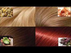 5 tintes naturales libres de químicos para tapar las canas y dar vida a tu cabello - YouTube