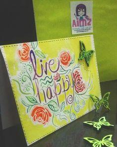 Greeting card by Aiman Adeel