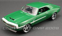 PhillyMint - GMP 1968 Chevrolet Yenko Street Fighter Camaro SS - Ltd. Ed. 1,250 1:18 diecast model