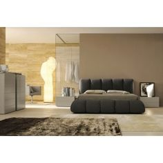 Sharpei - Contemporary Made in Italy Fabric Bed - 3099.0000