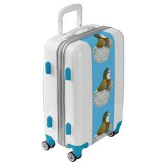 #Trumpeter Pigeon AOC Baldhead Luggage - #luggage #suitcase #suitcases #bags #trunk #trunks