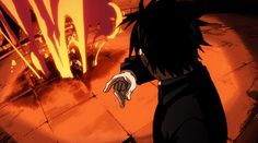 Look it's my favorite male character burning my favorite homunculus to death. Envy and Roy Mustang Watch your favorite anime series online Full Metal Alchemist, Der Alchemist, Roy Mustang, Fullmetal Alchemist Brotherhood, Anime Gifs, Manga Anime, Anime Art, Danshi Koukousei No Nichijou, Homunculus