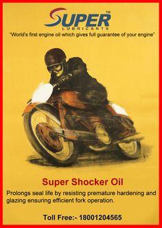 Super Shocker Oil