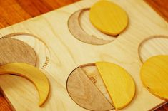 Sustainable Wooden Puzzles from Just Hatched Just Hatched Wooden ...