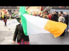 Kinsale ♧ St Patricks Day ♧ Parade 2012 ⓑⓁⓊⒺ ⓈⒽⒺⒹ Transition Town, Blue Shed, St Patricks Day Parade