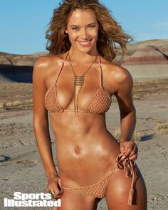 08f8491d8a Hannah Ferguson in Humuhumu Polihale Topless bikini | Kayokoko Swimwear  #sportsillustrated #swimsuitissue #swimwear #bikini #HannahFerguson #model # swimsuit ...