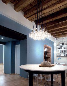 Lampada a sospensione a LED SIMPLE by Olev by CLM Illuminazione
