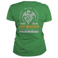 Credit administrator job legend patrick's day t-shirts - Tshirt