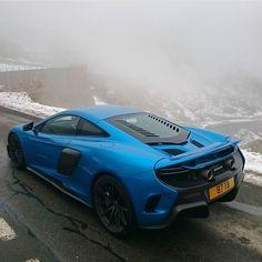 @Shmee150 a.k.a Tim Burton Shmeemobile's McLaren 675LT