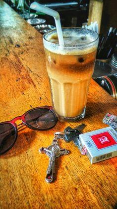 How i start my day #coffee