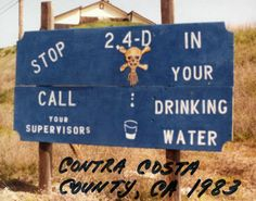 Contra Costa County - Water Hyacinths/Toxic Chemicals ...