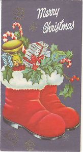 Post-Card-Boy-Santa-With-Bag-of-Toys-Christmas-1915