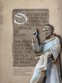 'Franz von Assisi und das Liebste …' von Dirk h. Wendt bei artflakes.com als Poster oder Kunstdruck $19.41