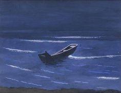 Leon Spilliaert - Nocturne 1925