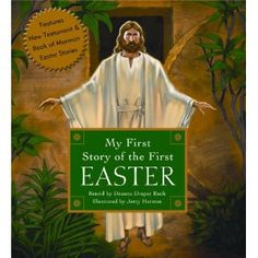 kids Easter book list