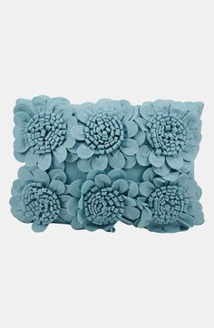 Mina Victory 'Sunflower' Felt Pillow | Nordstrom