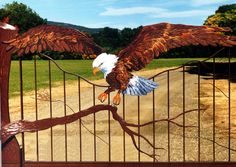 Eagle Entrance