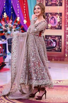 Pakistani Couture, Pakistani Bridal Dresses, Shalwar Kameez, Kurti, Nida Yasir, Background For Photography, Dress Designs, Designer Dresses, Designers
