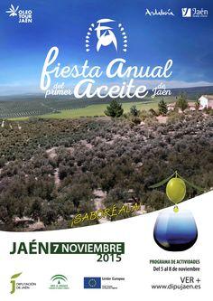 Jaén acoge, hoy, sábado, la jornada central de la II Fiesta del Primer Aceite