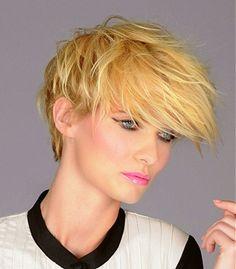 estilos y ms los peinados pelo corto ms chic peinados cortes de pelo pinterest peinados pelo corto pelo corto y peinados