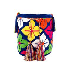 mochila interesting site with lots of examples Crochet Chart, Filet Crochet, Knit Crochet, Crochet Handbags, Crochet Purses, Mochila Crochet, Tapestry Crochet Patterns, Tapestry Bag, Crochet Home