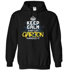 [Cool shirt names] Keep Calm and Let GARTON Handle It  Best Shirt design  If youre GARTON  then this shirt is for you! Whether you were born into it or were lucky enough to marry in show your strong GARTON Pride by getting this limited edition Let GARTON Handle It shirt today. Quantities are limited and will only be available for a few days so reserve yours today.100% Designed Shipped and Printed in the U.S.A. NOT IN STORE.  Tshirt Guys Lady Hodie  SHARE TAG FRIEND Get Discount Today Order…