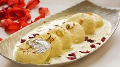 "How make ""Rasmalai"" at Home |  ""Ras Malai Recipe"" in Hindi - Indian Sweets"