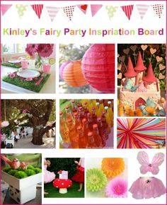 fairy+garden+party+ideas | From L to R: Grass Placemat ; Paper Lanterns ; Pink & Orange Tent ...