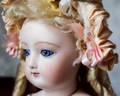 Vintage 83 French Fashion Lady Doll Poupee Neva Wade Garnett Calli Lou Repro   eBay