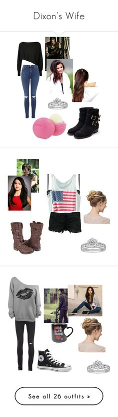 """""""Dixon's Wife"""" by pogocrazy7 ❤ liked on Polyvore featuring selena gomez, selena, pictures, people, backgrounds, Crea Concept, Rupert Sanderson, ASOS, Eos and Tiffany & Co."""